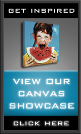 Canvas Photo Examples